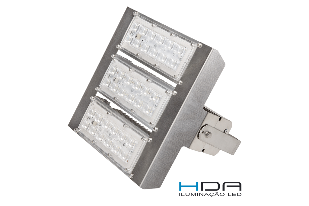 LED HDA 002 MP INOX