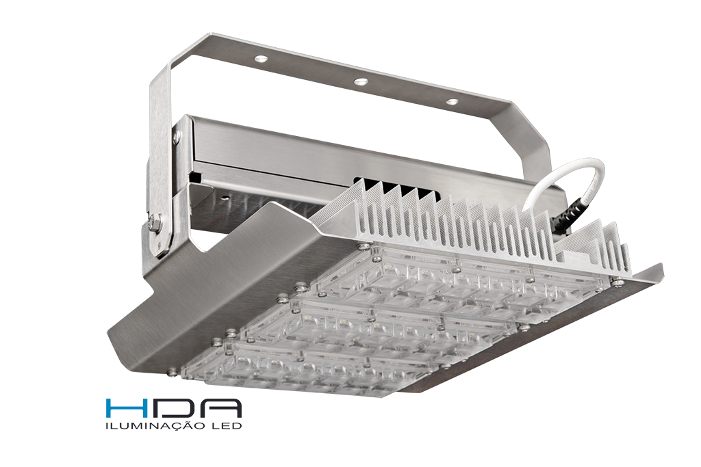 LED HDA 002 HP INOX